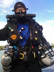 Megalodon Diver