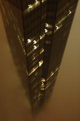 I rule the world (A.Sim) Tags: tower boston night skyscraper john foggy hancock infinite towering dizzying