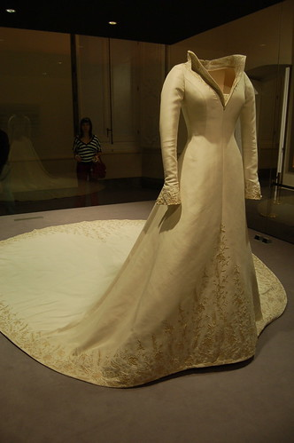 princess letizia wedding. Wedding Gown used by Princess