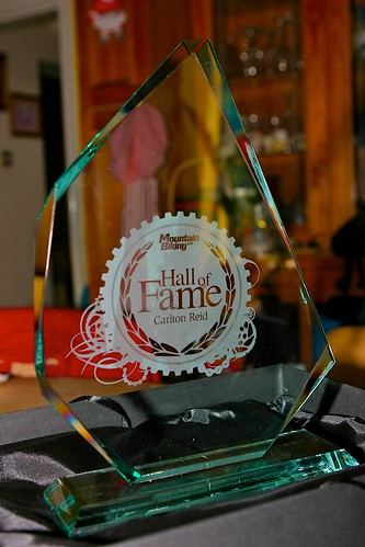 MBUK Hall of Fame trophy