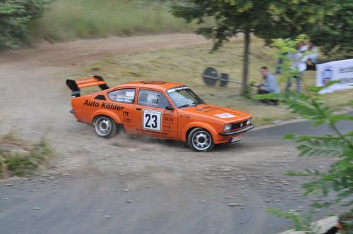 Opel Kadett C. auf Opel Kadett C Coupe