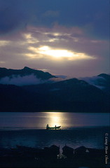 Pokhara,Nepal (lianghuanchuan_2000) Tags: world travel nepal sunset sky color art water colors canon landscape asian photography eos photo asia photos