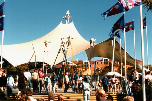 Sun Sail - Expo 88