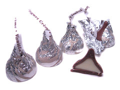Hershey's Kisses: Vanilla Yogurt I