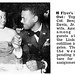Benjamin O. Davis, Jr. and Wife, Agatha, at Links Cotillion - Jet Magazine, November 12, 1953