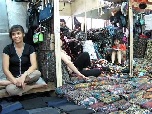 textile vendors