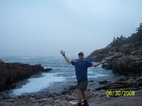 Forecaster Foot finally makes it to Downeast Maine