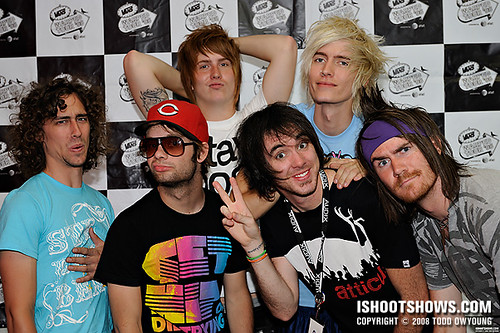 Forever the Sickest Kids @ Warped Tour