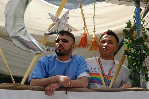 Gay Pride - Imaan - LGBT Muslims by CharlesFred