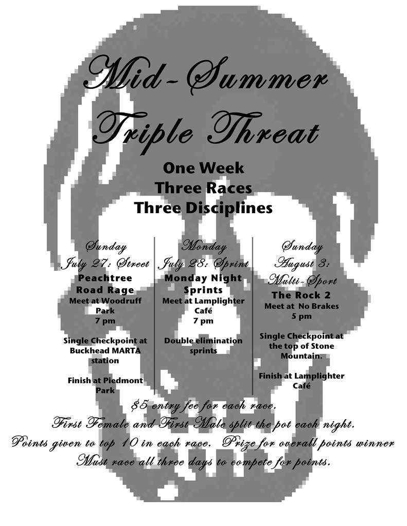 Triple Threat Flyer