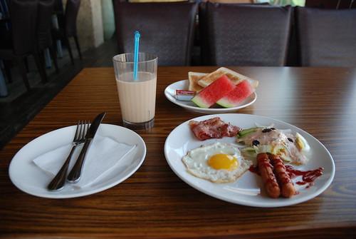 峇里公主早餐