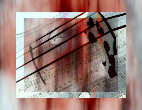 cello collage