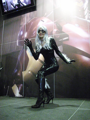 black cat marvel. Marvel Costume Contest: Black