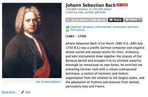 Podcast irreductible 28 - johann sebastian bach