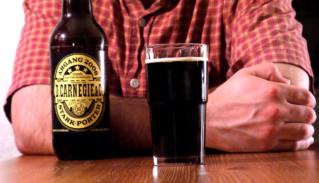 365329 Friday Fermented Feature  D Carnegie amp Co Stark Porter by casualbrewery