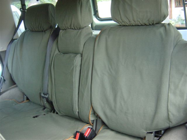 how to clean melville and moon seat covers