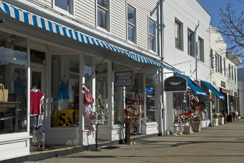 Sag Harbor shopping