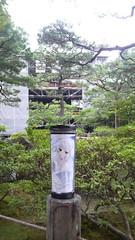 銀閣寺と銀様