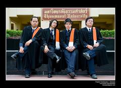 20080807_TTPB_099 (mhonpoo) Tags: camera portrait man digital 35mm thailand student nikon university bangkok group fullframe dslr fx nano bas tu ff f28 d3 thammasat nikon2470