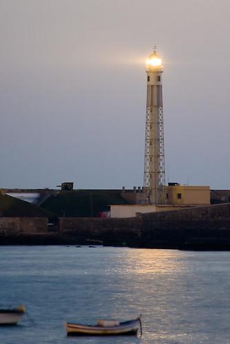 Nightly Lighthouse