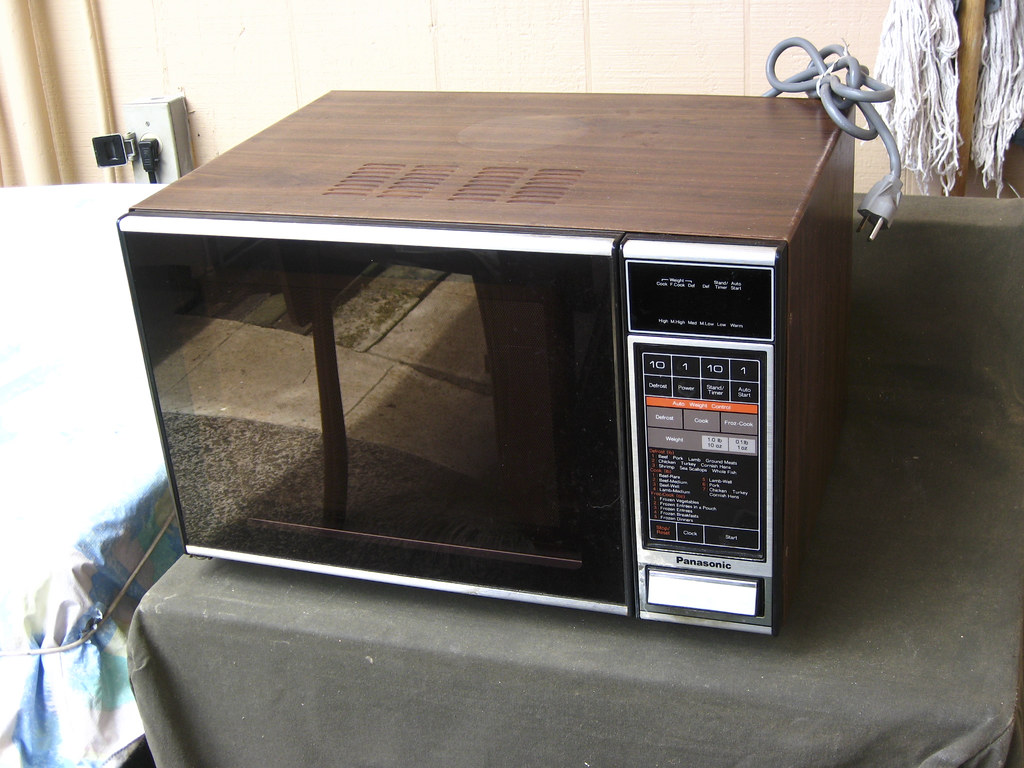 Panasonic Microwave Dimensions Bestmicrowave