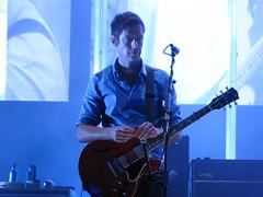 Radiohead (Peter Hutchins) Tags: philadelphia newjersey camden live august 12 thomyorke radiohead 2008 jonnygreenwood colingreenwood philselway edobrien susquehannabankcenterincamden