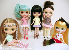 pic from Blythedoll.com (pixie.monica) Tags: rice olivia sally cousin blythe