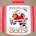 Isn't Christmas Jolly Anna wrap panel