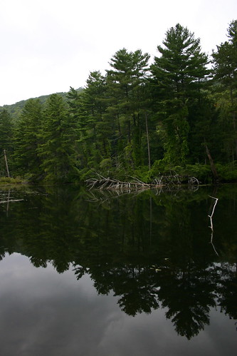 berkshires pond