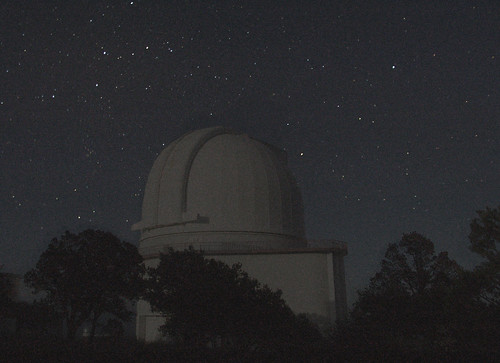 Observatory and Stars