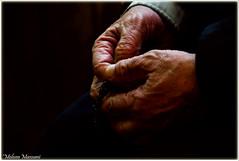 hands of Patient (MOHSEN MaSoUmI) Tags: life old love darkness iran iranian mohsen tasbih      masoumi   mohsenmasoumi  handsofpatient