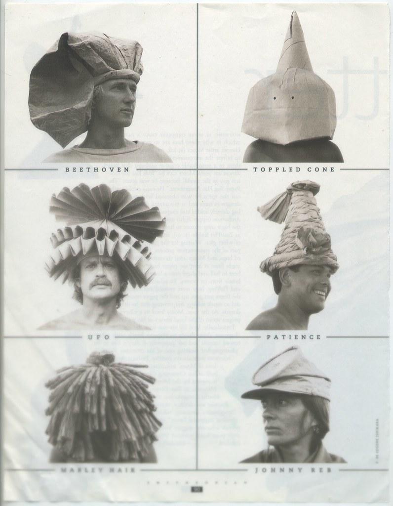 Paper Bag Hats 02