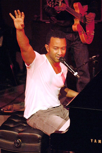 john legend concert pictures