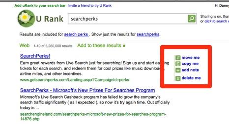 Microsoft U Rank