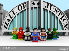 Lego Justice League (Zugas) Tags: america hall justice dc 3d ray lego maya modeling autodesk flash superman wonderwoman comicbook superhero batman dccomics greenlantern 2008 league cgi superfriends mental aquaman jla hallofjustice martianmanhunter legomodel legobatman braveandthebold starro colourartaward legosuperhero legohero dcentertainment legocomicbook 3dlego