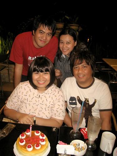 Ikin's Birthday