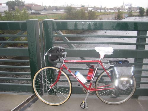 Bike and Rain