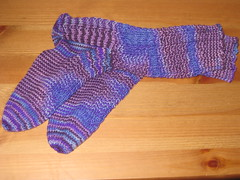 Hedgerow Socks 1