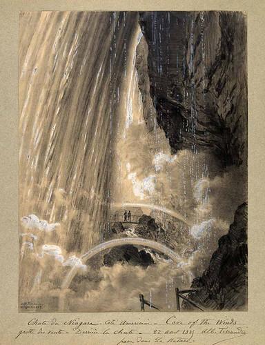 021- Gruta de los vientos- cataratas del Niagara