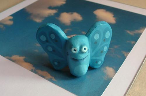 La mariposa Celia