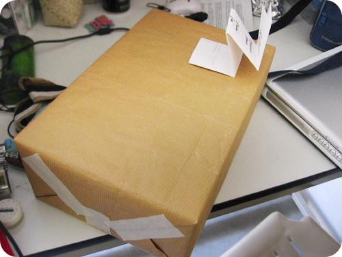 bbm parcel