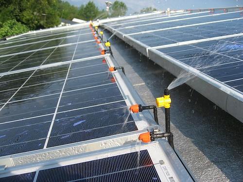Pannelli Fotovoltaici Raffreddati Ad Acqua.Il Mio Impianto Di Raffreddamento Fotovoltaici Ad Acqua