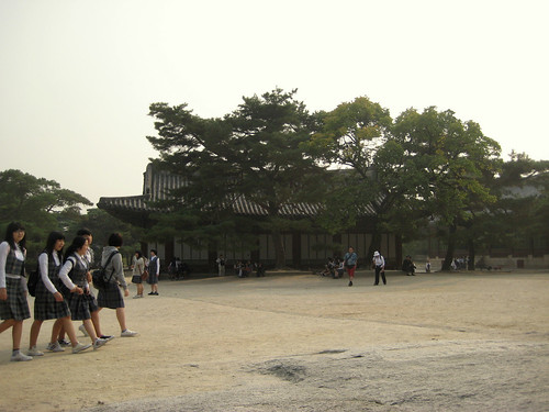 Jongmyo Royal Shrine