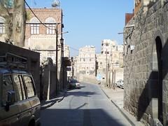 Old town Sana'a, Yemen. (Reiner Barczinski - thiopien Ethiopia Etiopia) Tags: old town felix center historic september arabic arab arabia historical yemen sanaa 2008 altstadt sana jemen