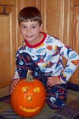 Pumpkin Spencer