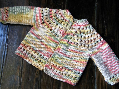 pretty baby sweater