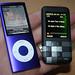 Creative Zen Mozaic vs iPod nano