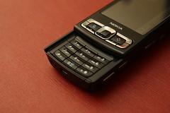 Nokia N95 8GB Keypad