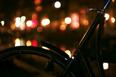 scene of debauchery (n d c) Tags: leica holland amsterdam bicycle night t 50mm f14 m8 digitalcamera redlight redlightdistrict digitalcameraclub removedfrommmountgroupfortags colorphotoaward thebestofday gnneniyisi