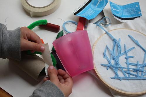 3.5 y o craft